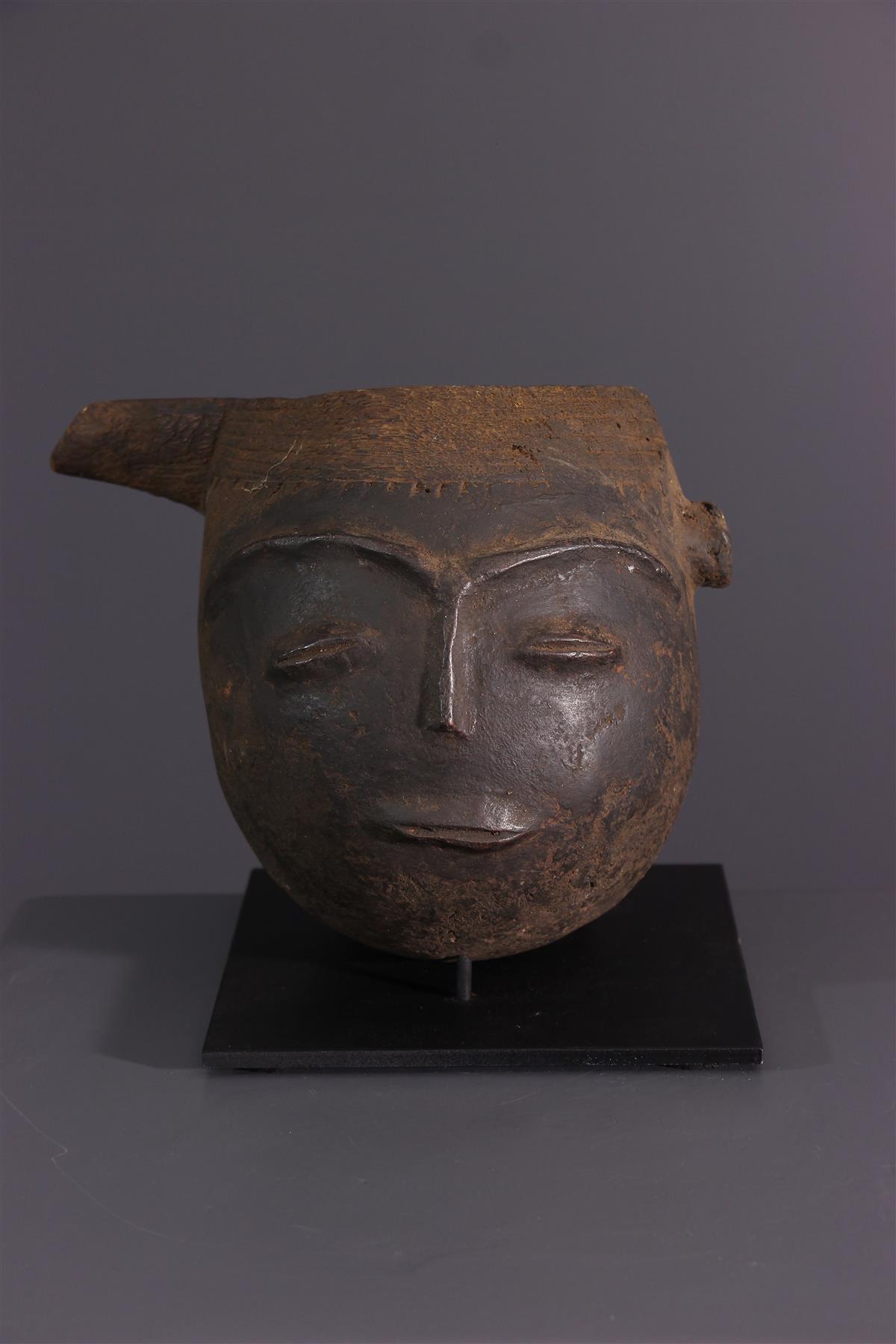 Lele pot - Afrikaanse kunst
