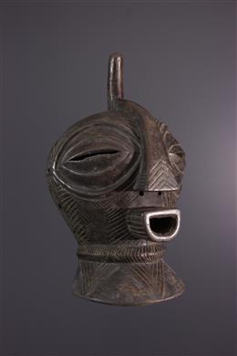 Afrikaanse kunst - Songye Kifwebe masker