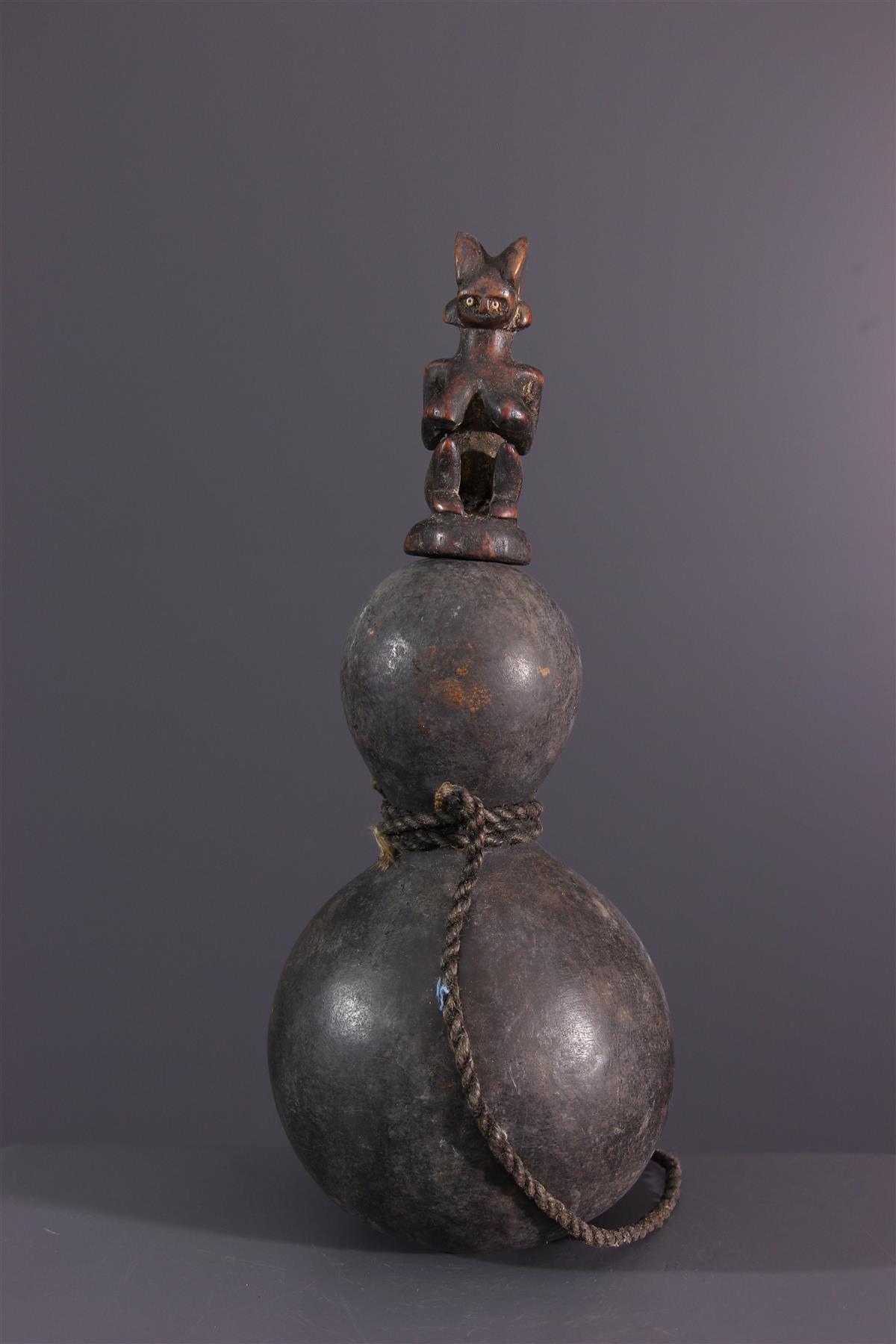 Kwéré kalebas  - Afrikaanse kunst