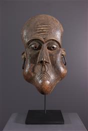 Masque africainZande masker