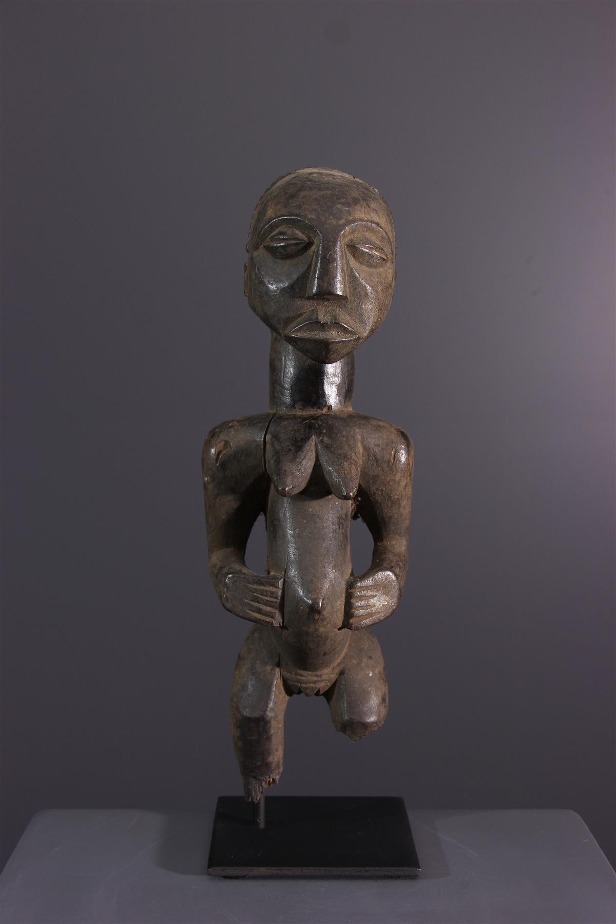 Kusu beeldje - Afrikaanse kunst