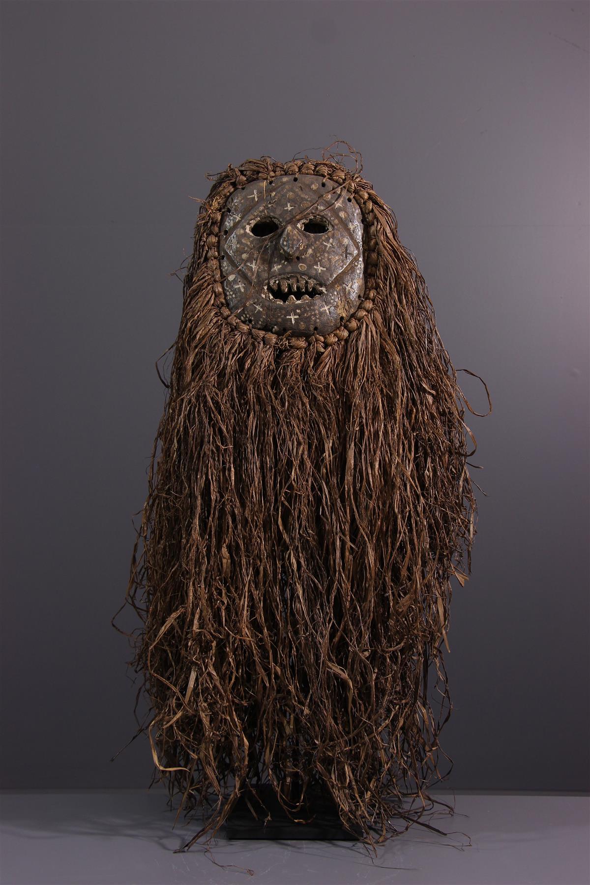 Kumu masker - Afrikaanse kunst