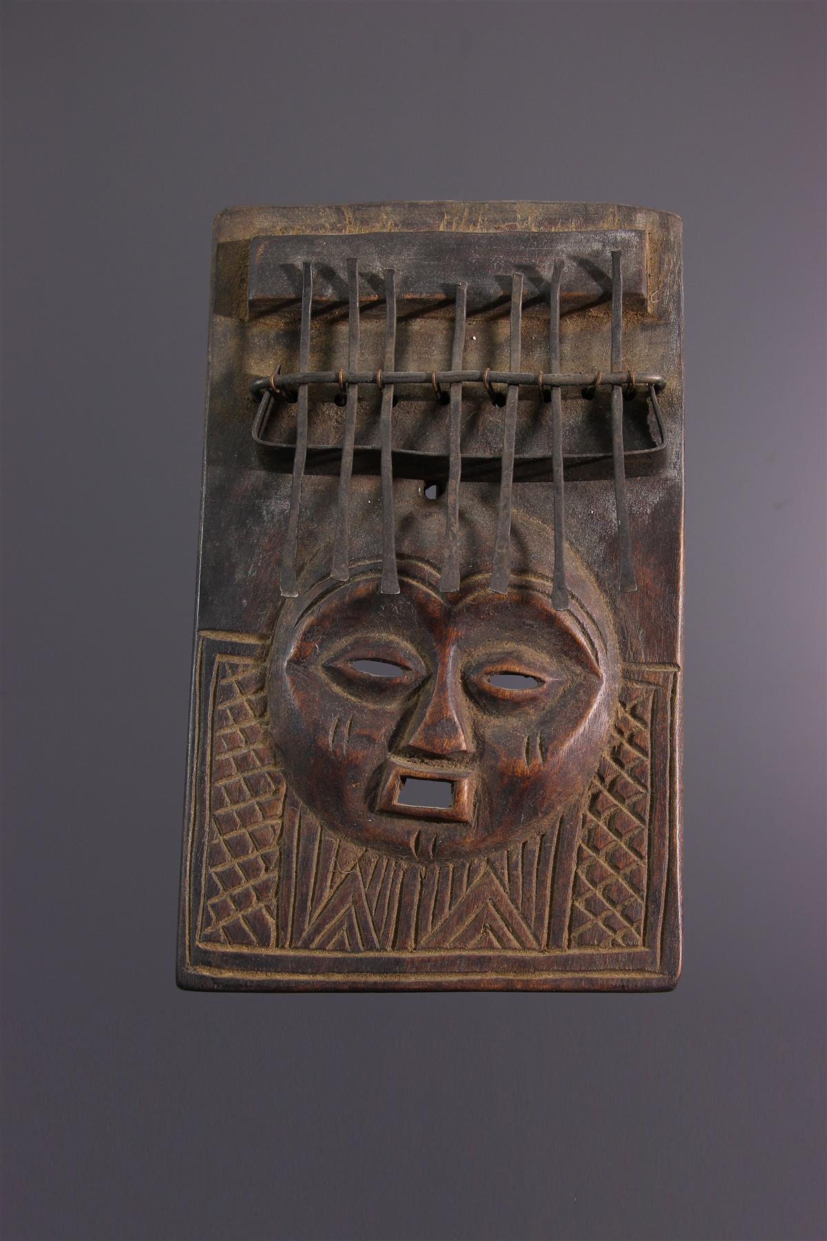 Sanza Tschokwe - Afrikaanse kunst