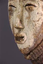 Masque africainLumbu masker