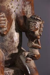 MaternitéChokwe standbeeld