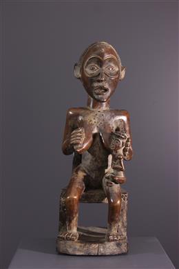 Chokwe, Luvale standbeeld