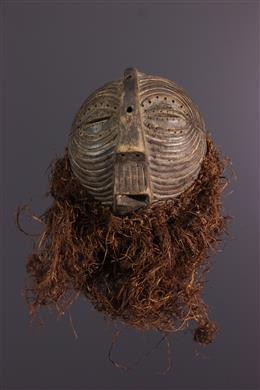 Afrikaanse kunst - Luba Kifwebe klein masker