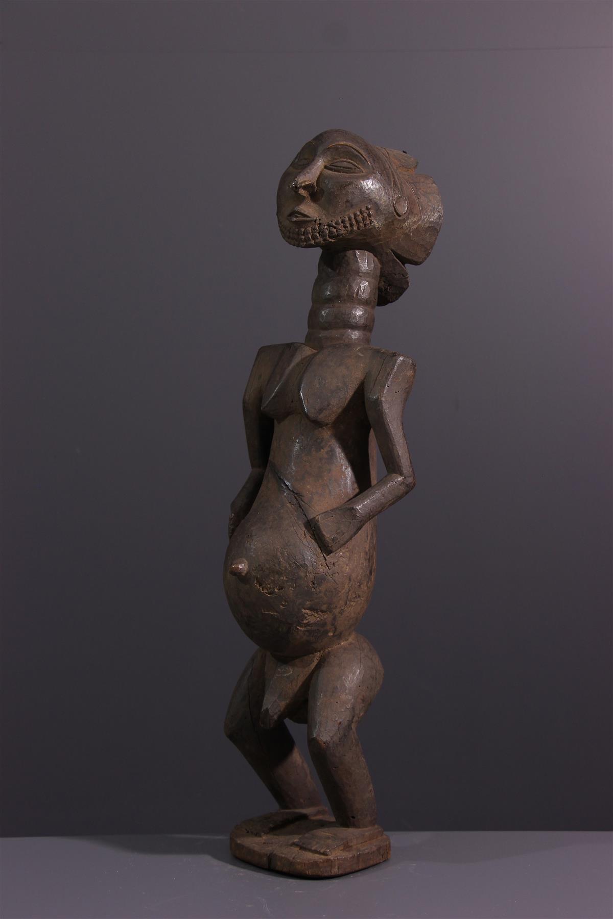 Hemba standbeeld - Afrikaanse kunst