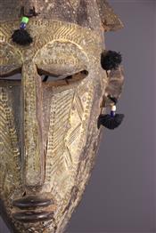 Masque africainWarka masker