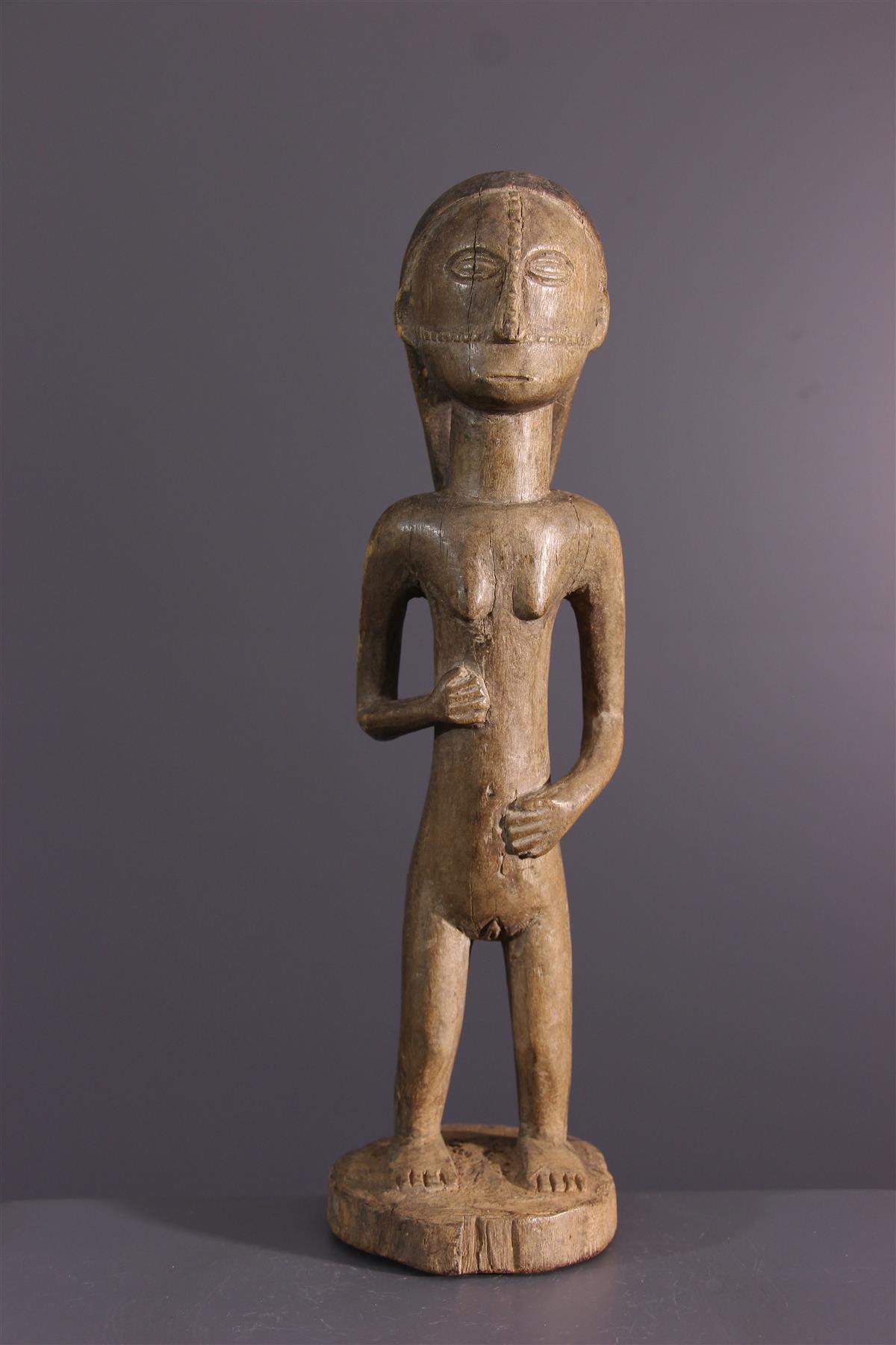 Tabwa standbeeld - Afrikaanse kunst