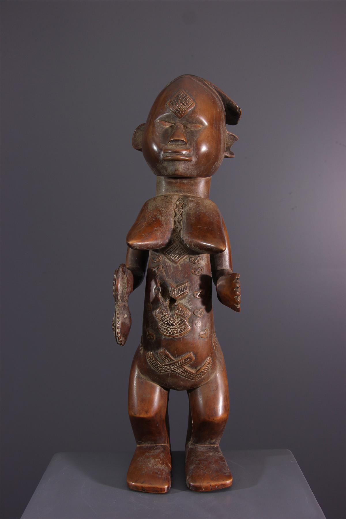 Bwende standbeeld - Afrikaanse kunst