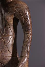 Statues africainesMangbetu standbeeld