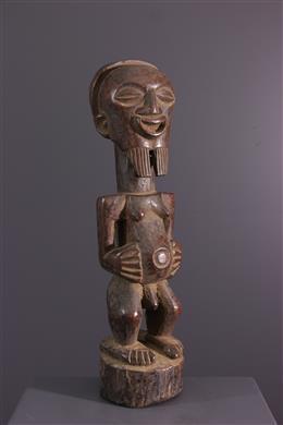 Afrikaanse kunst - Songye Nkisi beeldje