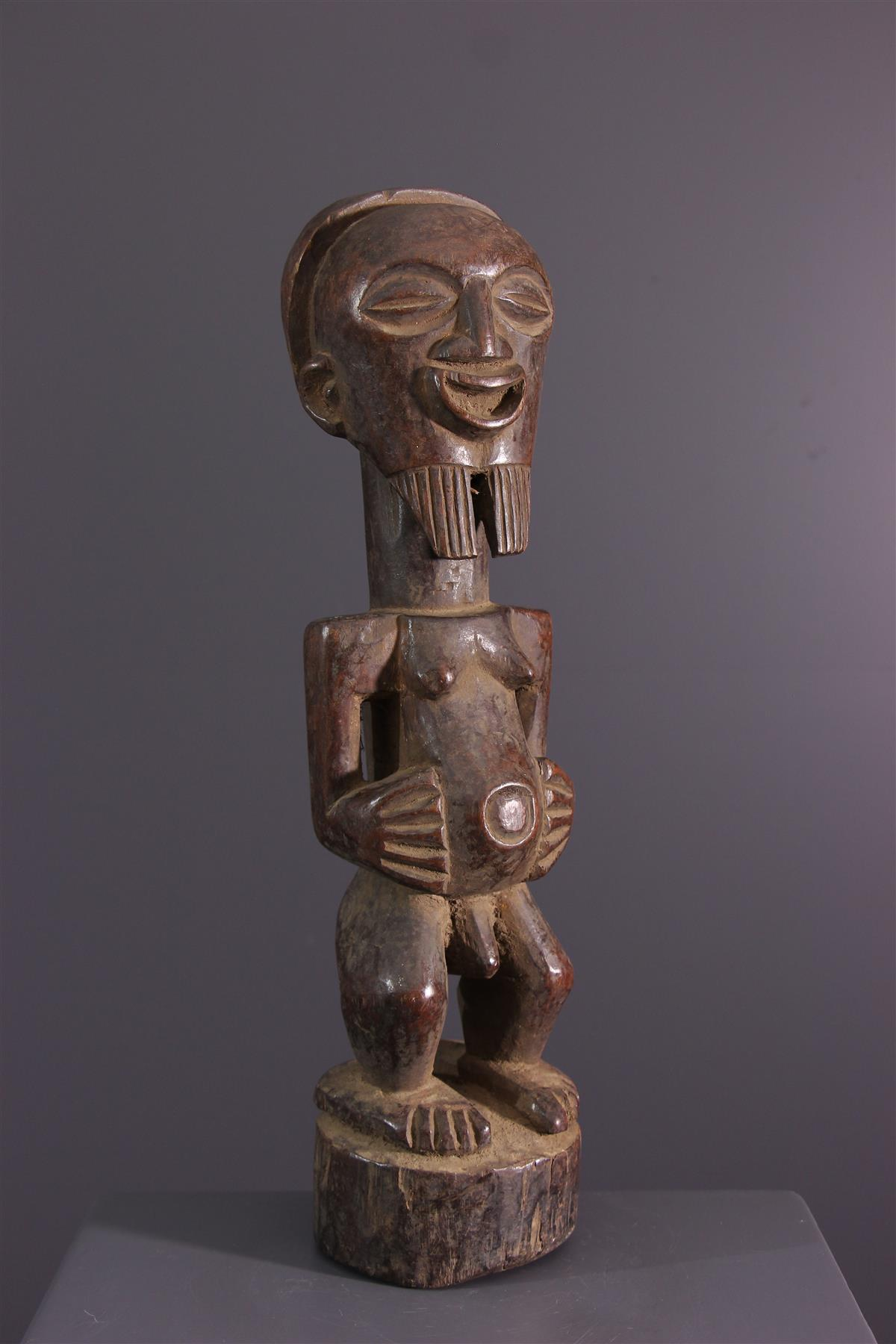 Songye standbeeld - Afrikaanse kunst