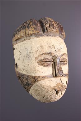 Afrikaanse kunst - Galoa Okuyi, Okukwé masker