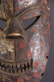 Masque africainSalampasu masker