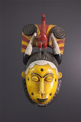 Yaure, Yohoure, Lomane masker