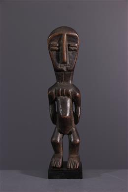 Afrikaanse kunst - Lengola beeldje
