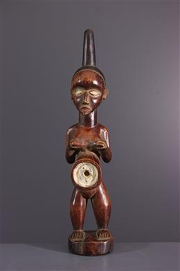 Afrikaanse kunst - Kakongo Nkisi fetisj beeldje