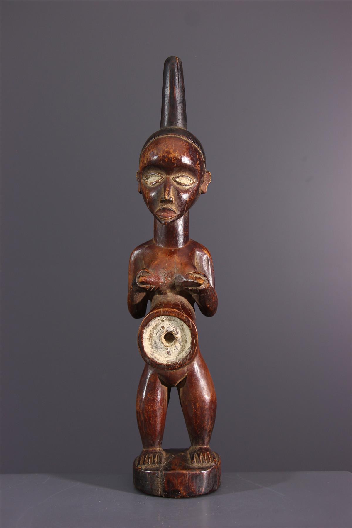 Kakongo fetisj  - Afrikaanse kunst