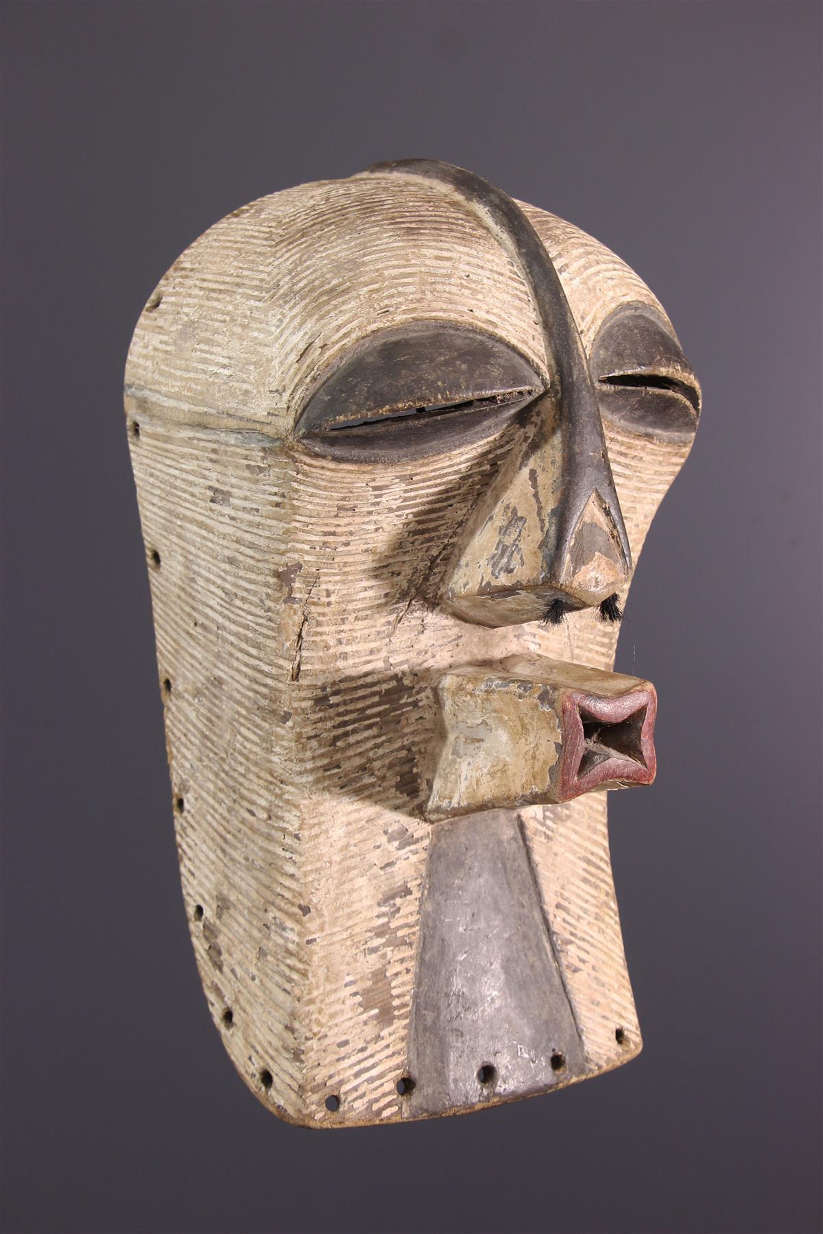 Kifwebe masker - Afrikaanse kunst