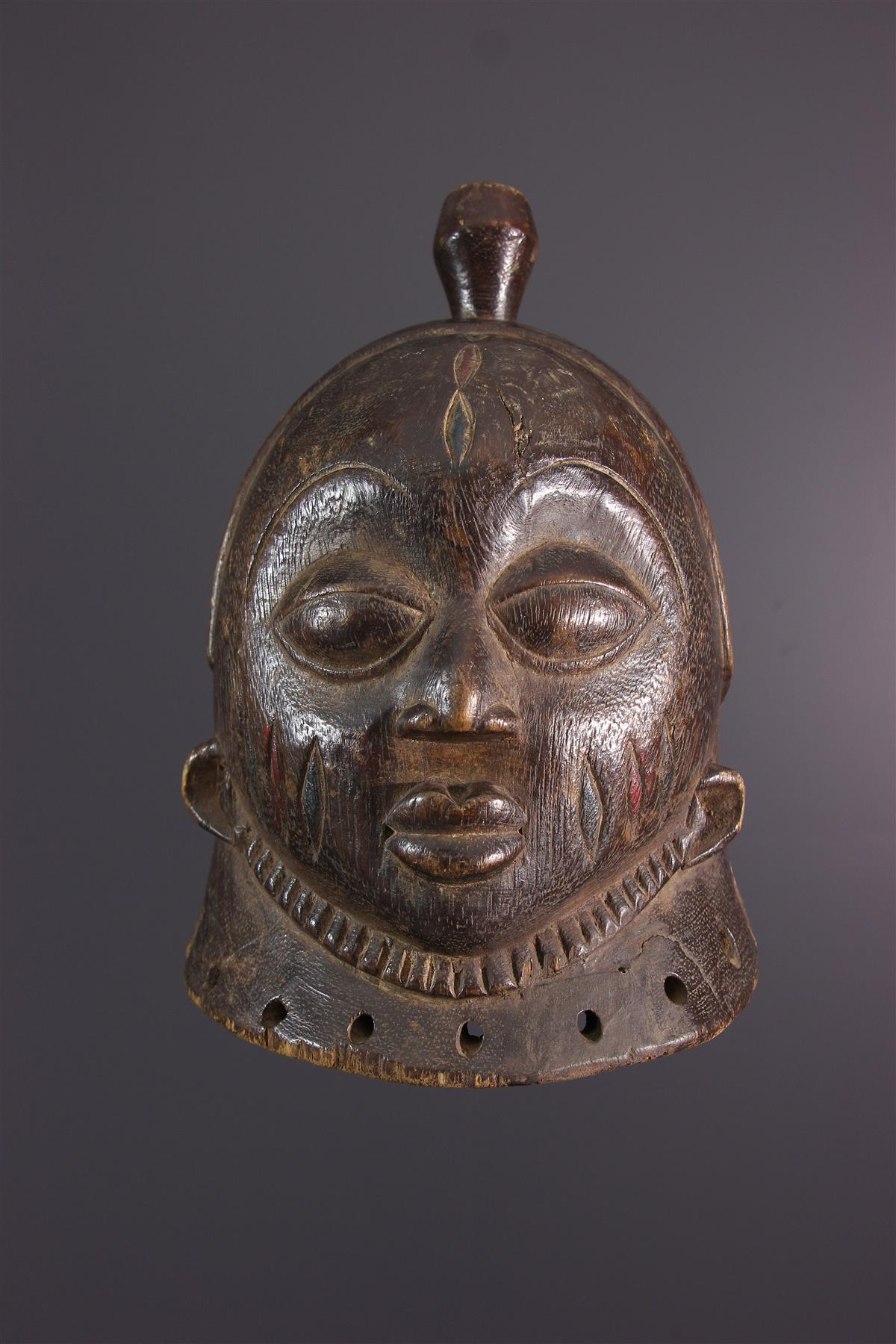 Gelede masker - Afrikaanse kunst