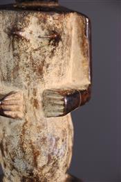 Statues africainesMbete beeldje