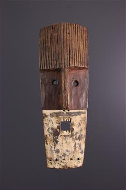 Afrikaanse kunst - Songola Nsubi masker