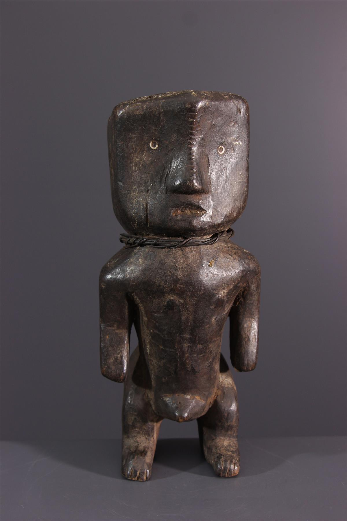 Banda beeldje - Afrikaanse kunst
