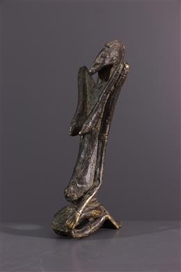 Afrikaanse kunst - Dogon beeldje