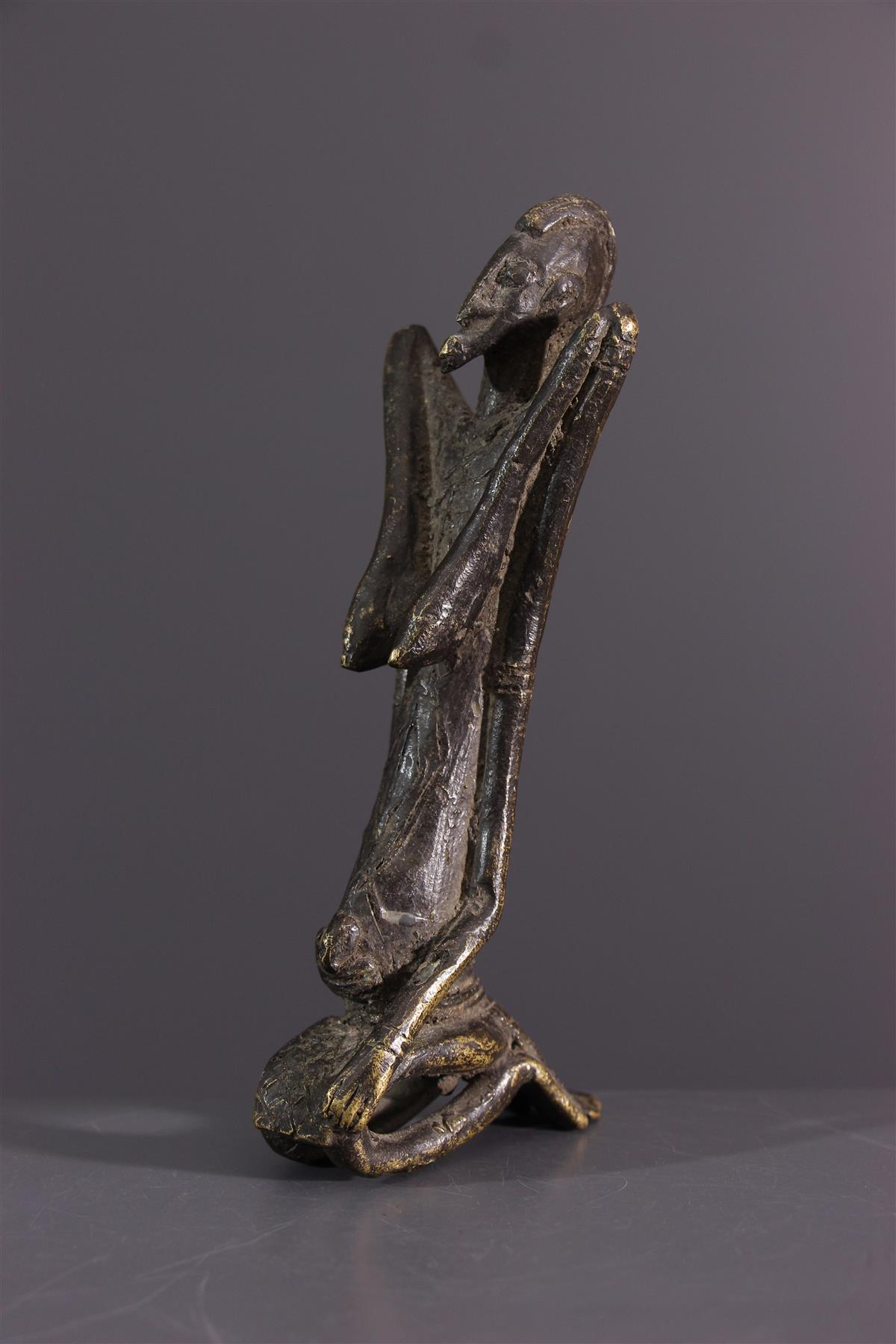 Dogon brons - Afrikaanse kunst