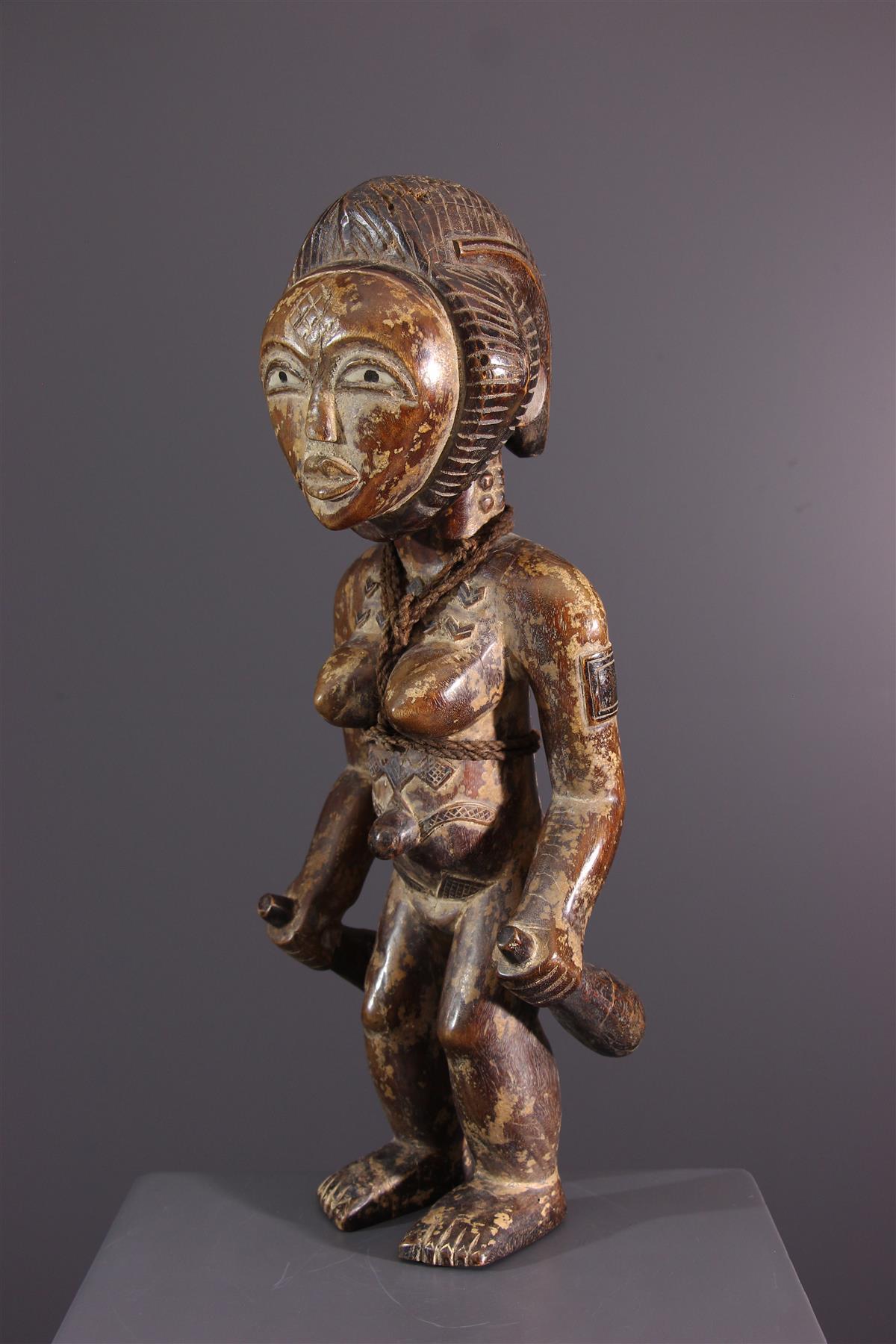 Punu standbeeld - Afrikaanse kunst