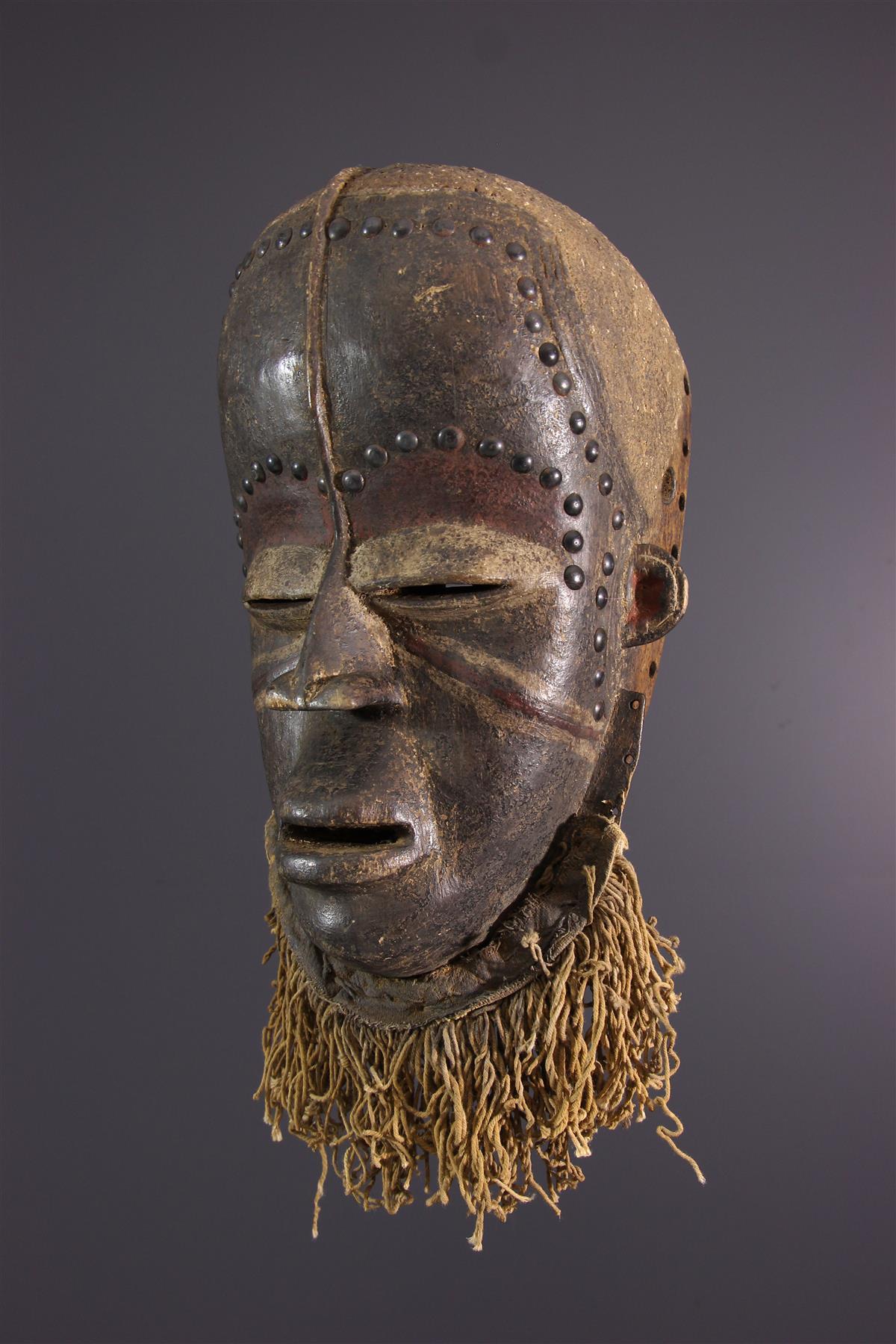 Bete masker - Afrikaanse kunst