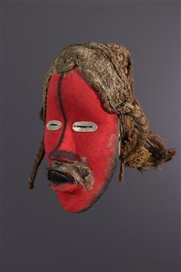 Afrikaanse kunst - Dan Zapkei masker