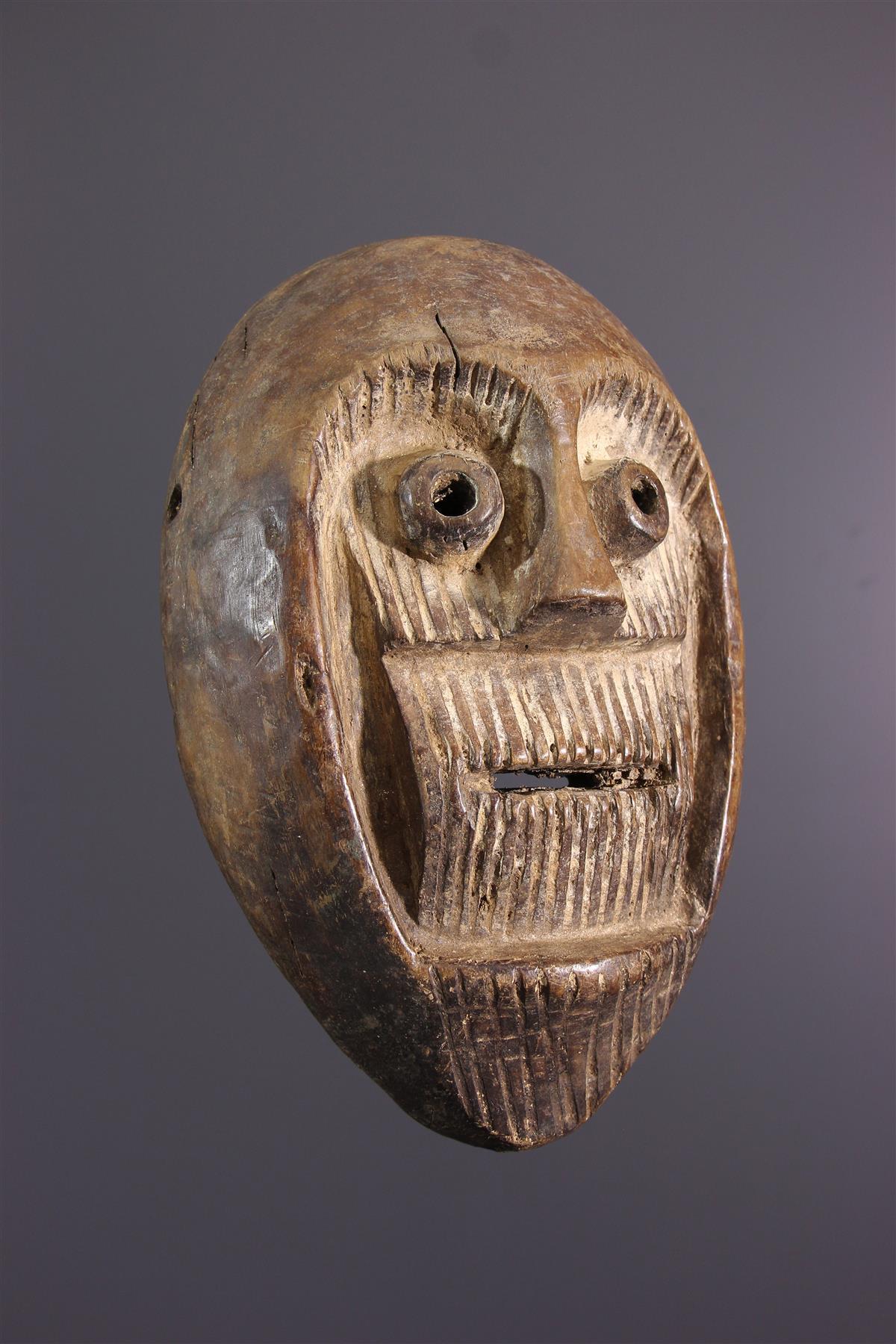 Metoko masker  - Afrikaanse kunst