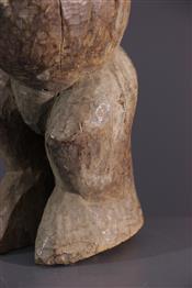 Statues africainesLari standbeeld