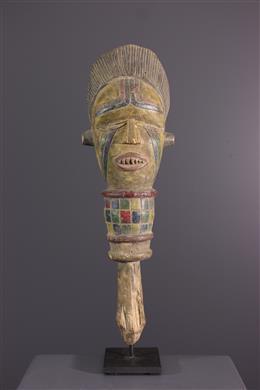 Afrikaanse kunst - Kebekebe Kuyu Marotte