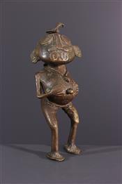 bronze africainTikar bronzen