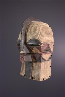 Afrikaanse kunst - Luba Songye Kifwebe masker
