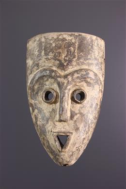 Afrikaanse kunst - Songola Nsindi masker