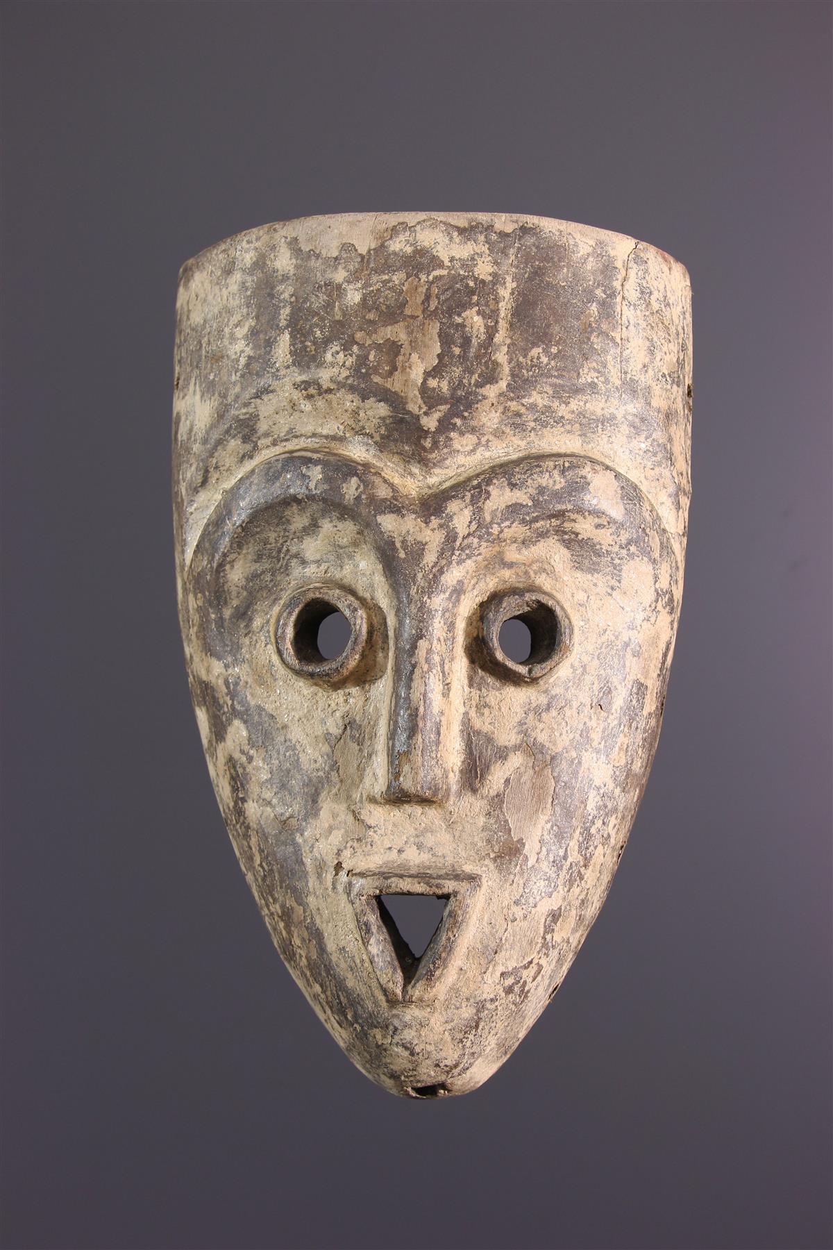 Sognola masker - Afrikaanse kunst