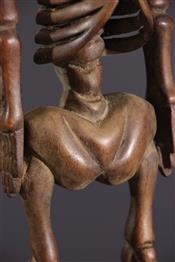 Statues africainesSongye standbeeld